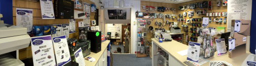 TL Systems view of shop rear and workshop area